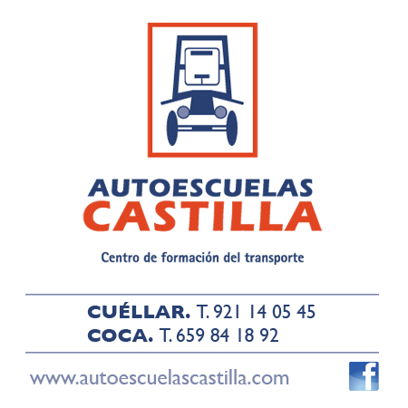 Patrocinador oficial, Autoescuelas Castilla